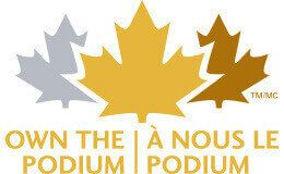 Own The Podium Logo Regular
